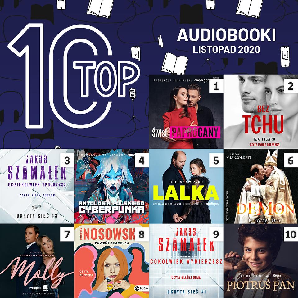 TOP 10 audiobooki w listopadzie  Empik Go.png