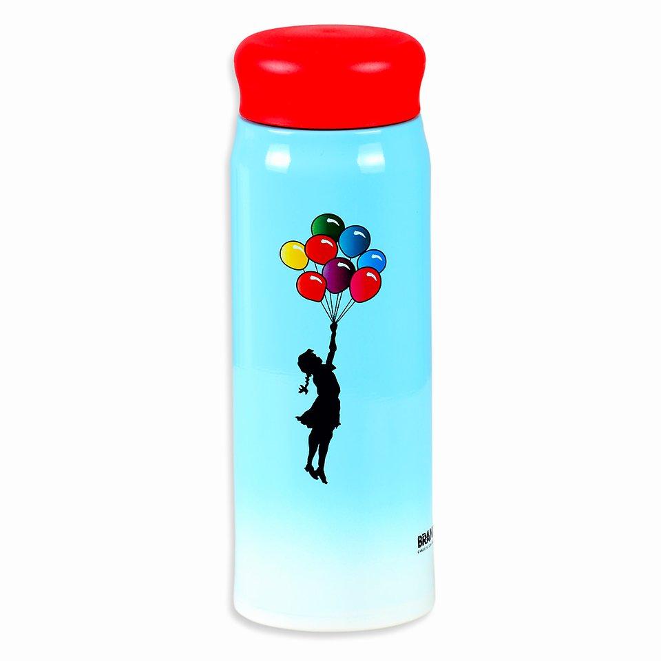 Banksy, Butelka, Girl floating away, 500 ml 49,99 zł.jpg
