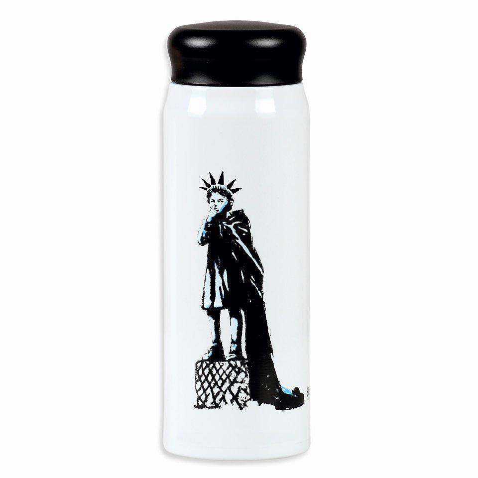 Banksy, Butelka, Liberty girl, 500 ml 49,99 zł.jpg