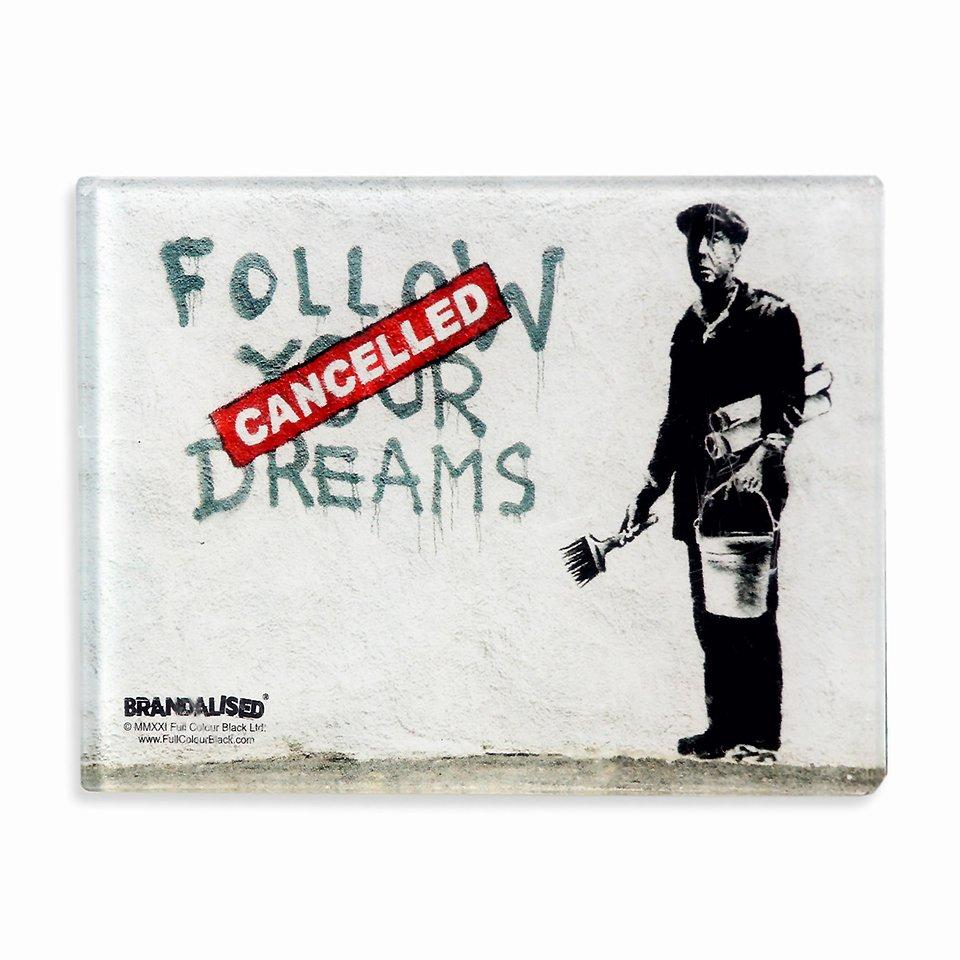 Banksy, Magnes, Follow your dreams 12,99 zł.jpg