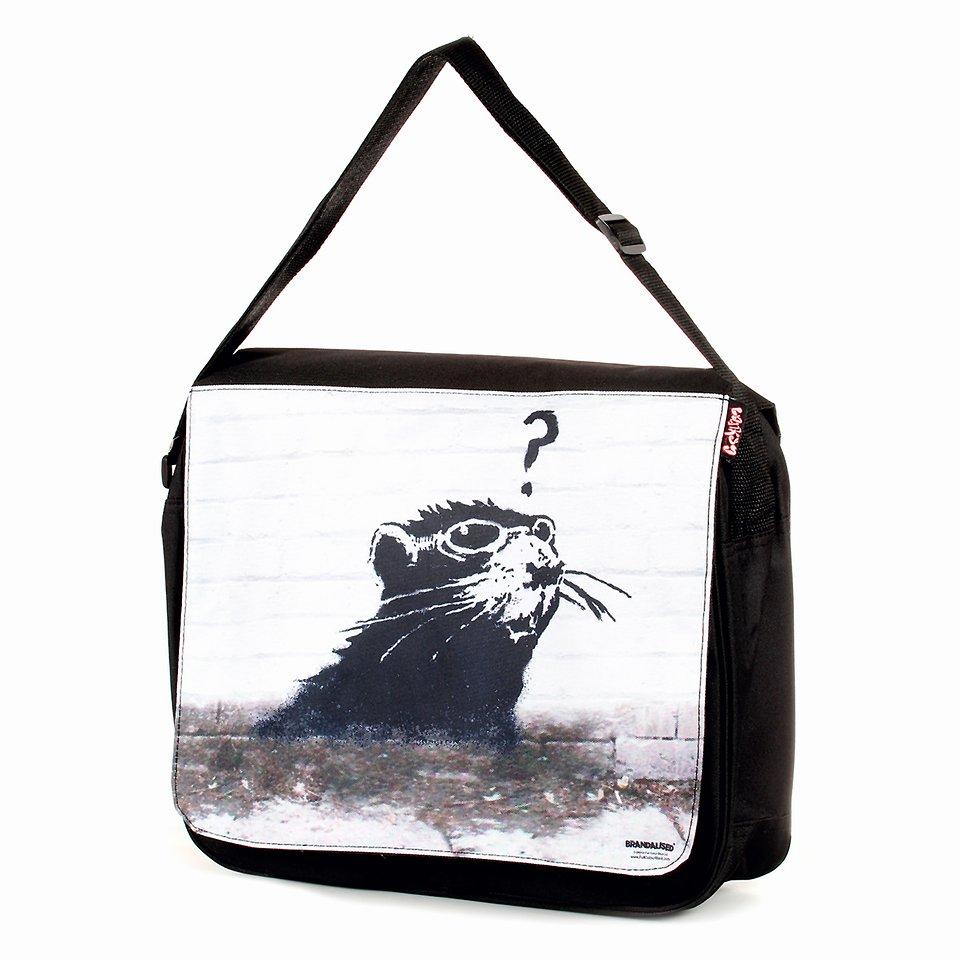 Banksy, Torba na ramię, szczur 59,99 zł.jpg