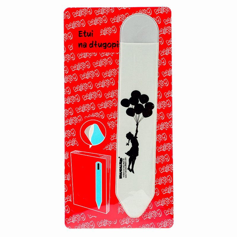 Banksy, Etui na długopis, balony  19,99 zł.jpg