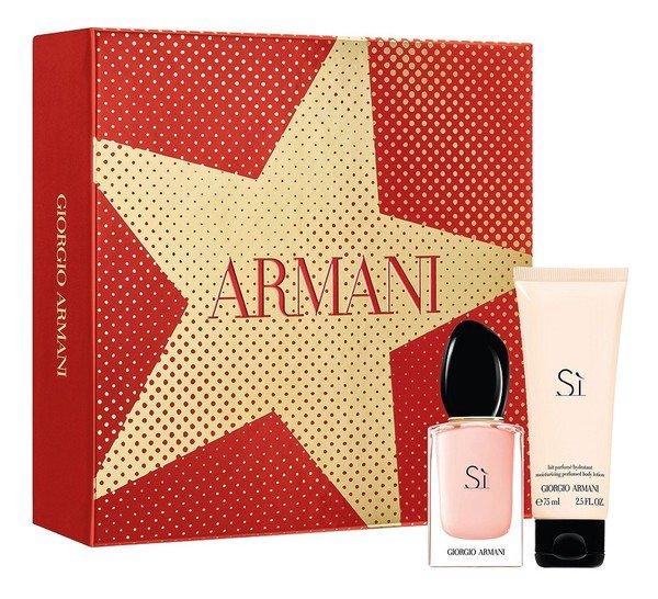 Giorgio Armani, Si, zestaw kosmetyków, 2 szt. 279,99 zł.jpg