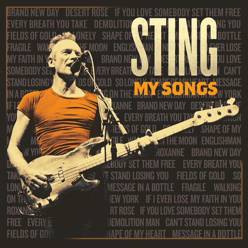 My Songs (CD) 53,99 zł.jpg