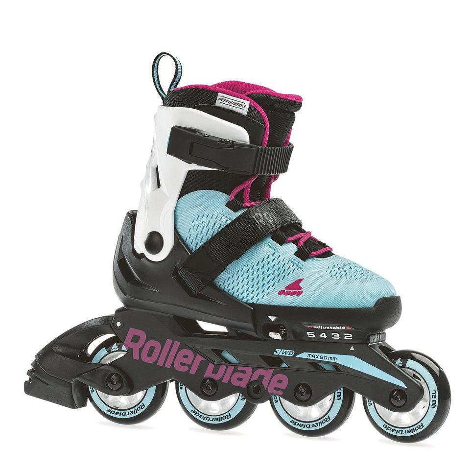 Rollerblade, Rolki dziecięce, Maxx G, niebiesko-fioletowy 379,99 zł.jpg