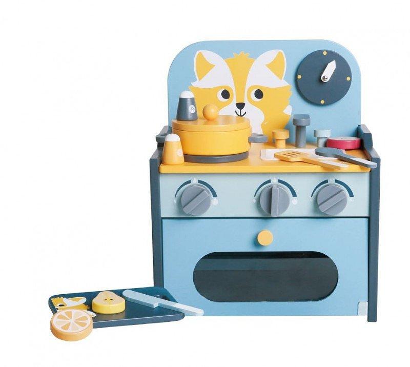 Iwood, zabawka edukacyjna kuchnia Zwierzątko 106,99 zł.jpg