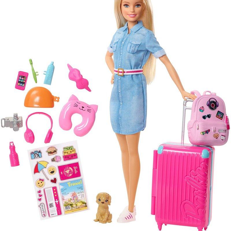 Barbie, lalka Barbie w podróży 75,69 zł.jpg