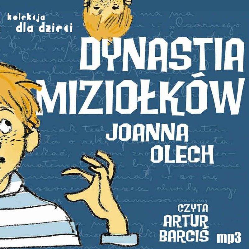 Dynastia Miziołków (audiobook mp3) 14,30 zł.jpg