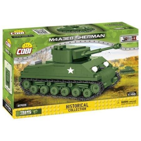 Cobi, klocki HC WWII M4A3E8 SHERMAN 67,99 zł.jpg