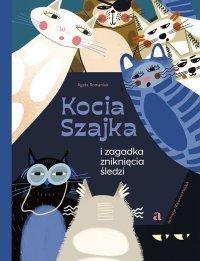 Kocia Szajka i zagadka zniknięcia śledzi (audiobook mp3) 19,99 zł.jpg