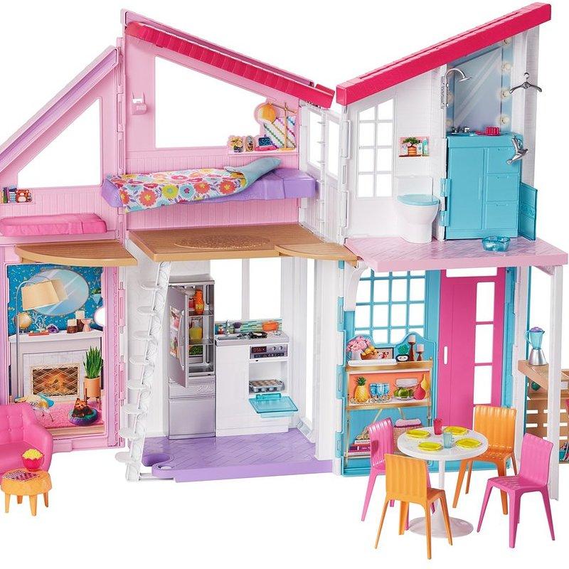 Barbie, Domek Malibu 303,95 zł.jpg