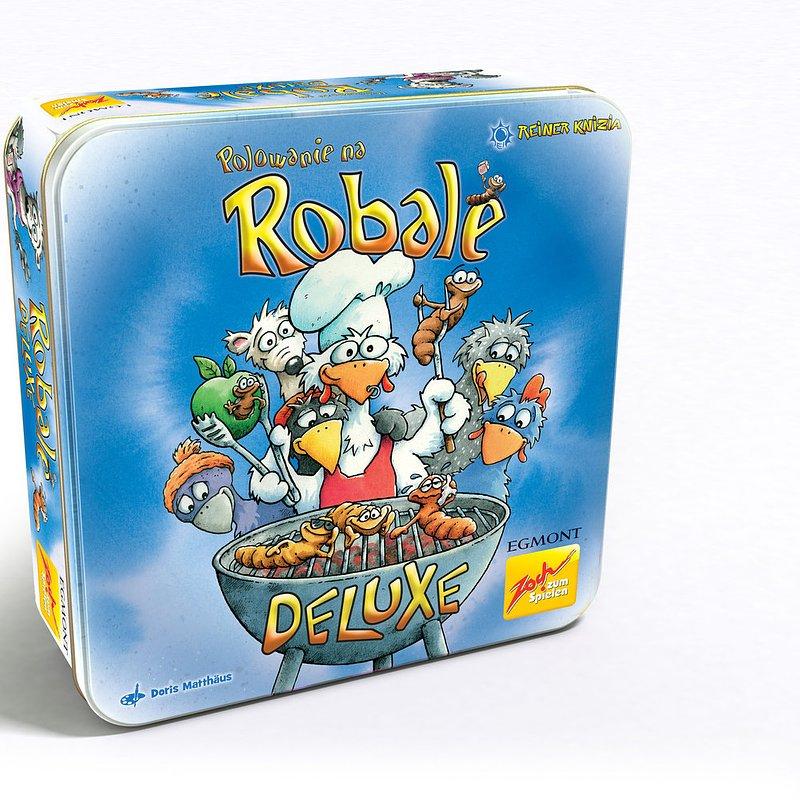 Egmont, gra planszowa Polowanie na Robale DeLuxe 48,99 zł.jpg