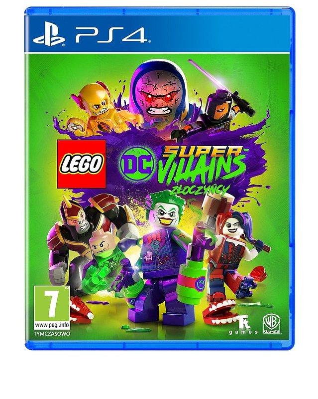 LEGO DC Super Villains (PlayStation 4) 92,99 zł.jpg