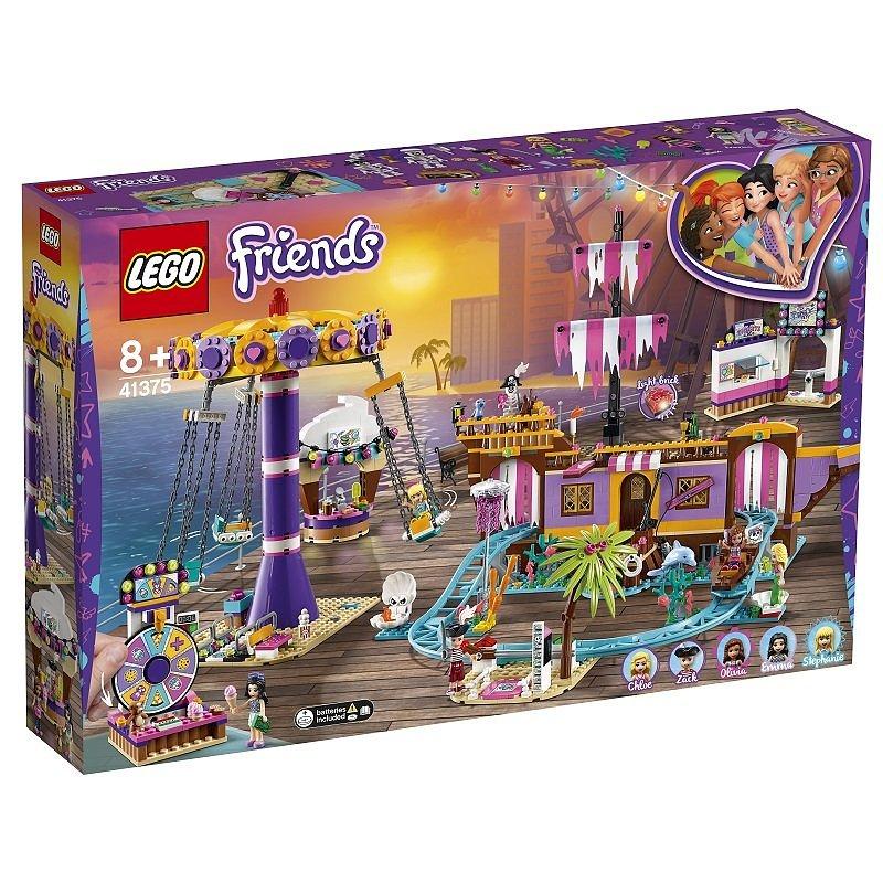 Lego Friends, klocki Piracka przygoda w Heartlake 633,70 zł.jpg