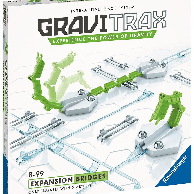 Gravitrax, zestaw uzupełniający Mosty 68,99 zł.jpg