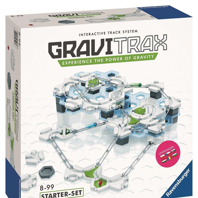 Ravensburger, Gravitrax, zestaw startowy 171,99 zł.jpg