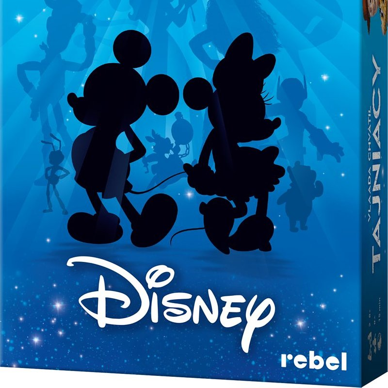 Disney, gra rodzinna Tajniacy 73,99 zł.jpg