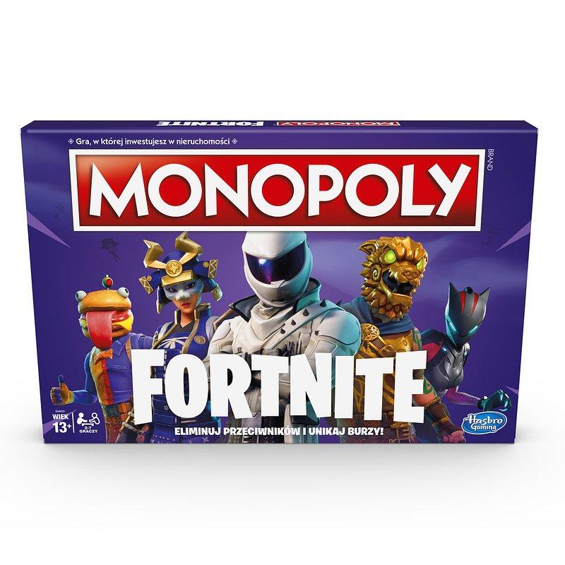 Monopoly, gra planszowa Fortnite 111,99 zł.jpg