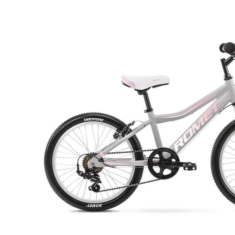 Romet, Rower dziecięcy, Jolene KID 1 20, szaro-różowy 2021 999,00 zł.jpg