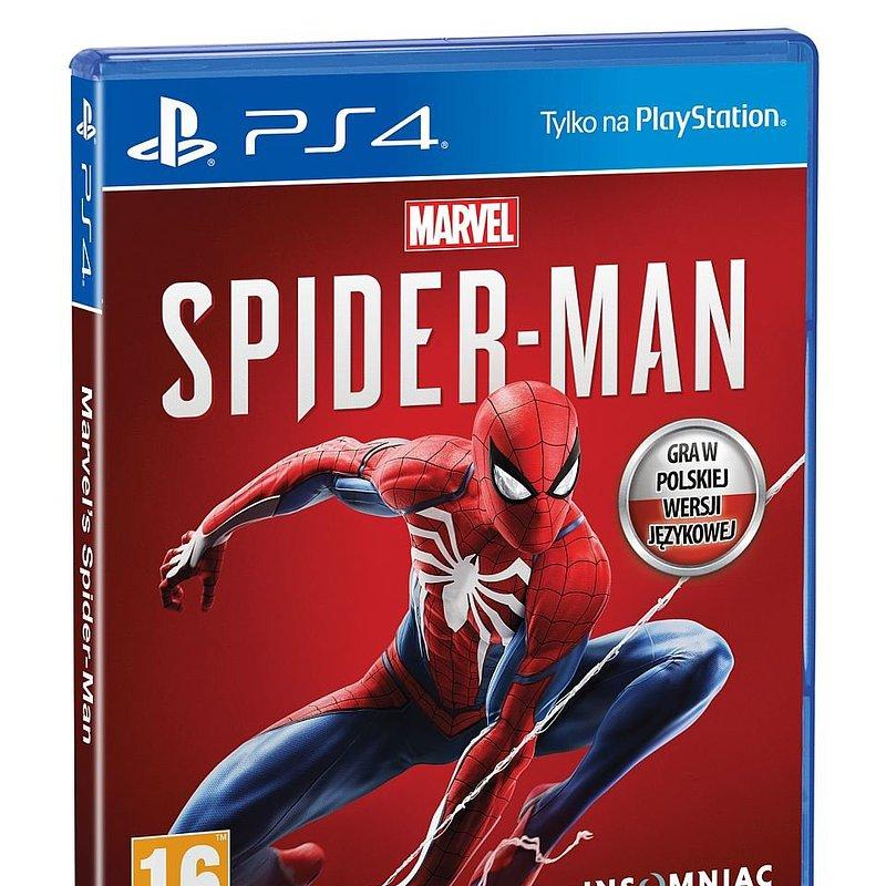Marvel's Spider-Man (PlayStation 4) 137,61 zł.jpg