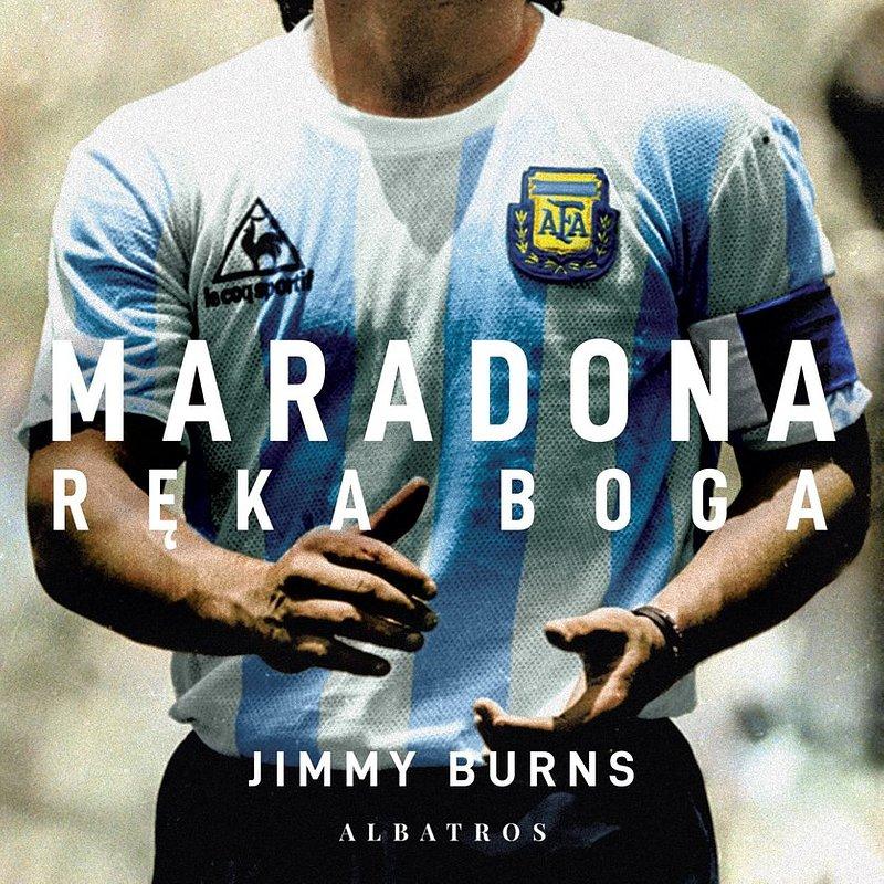 26,02 zł Maradona. Ręka Boga.jpg