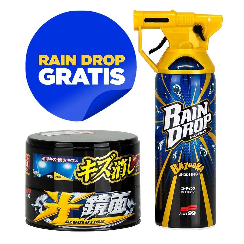 89,99 zł New Scratch Clear Wax Dark + RAIN DROP GRATIS.jpg