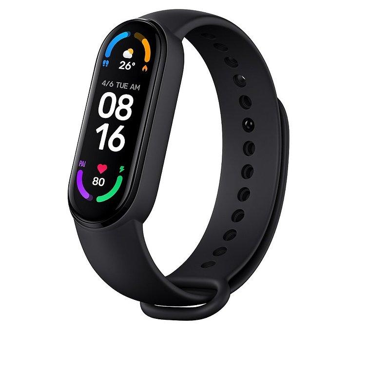 188,99 zł Xiaomi, Smartwatch, Mi Smart Band 6, czarny.jpg