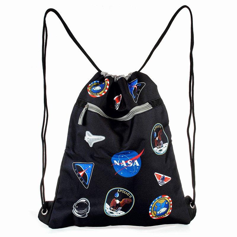 39,99 zł Workoplecak, Space Mission, czarny.jpg
