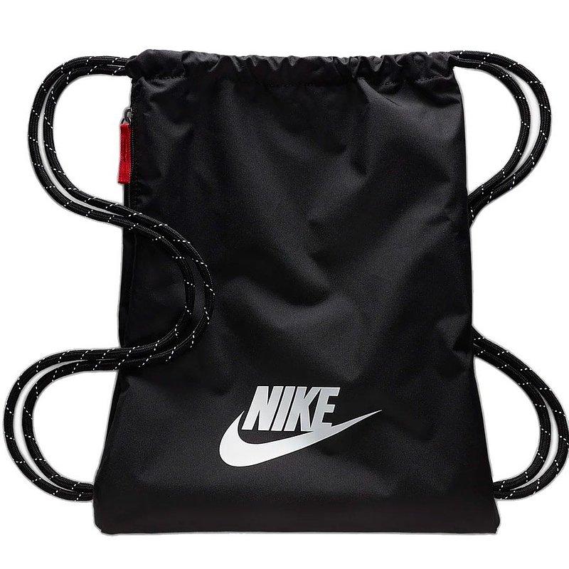 66,99 zł Nike, Worek, Heritage Gymsack BA5901 010, czarny, 43x33cm.jpg
