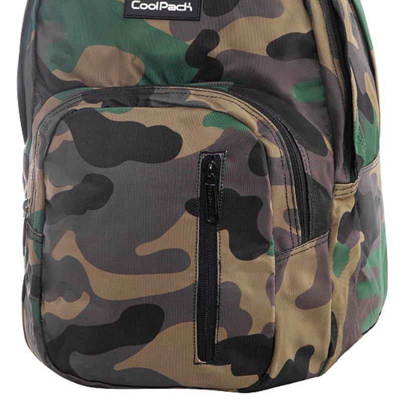 112,75 zł Coolpack, plecak szkolny, Discovery moro.jpg