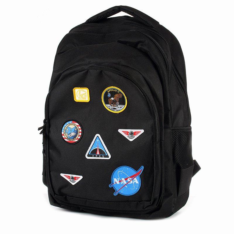 119,99 zł Plecak szkolny, Space Mission, z naszywkami.jpg