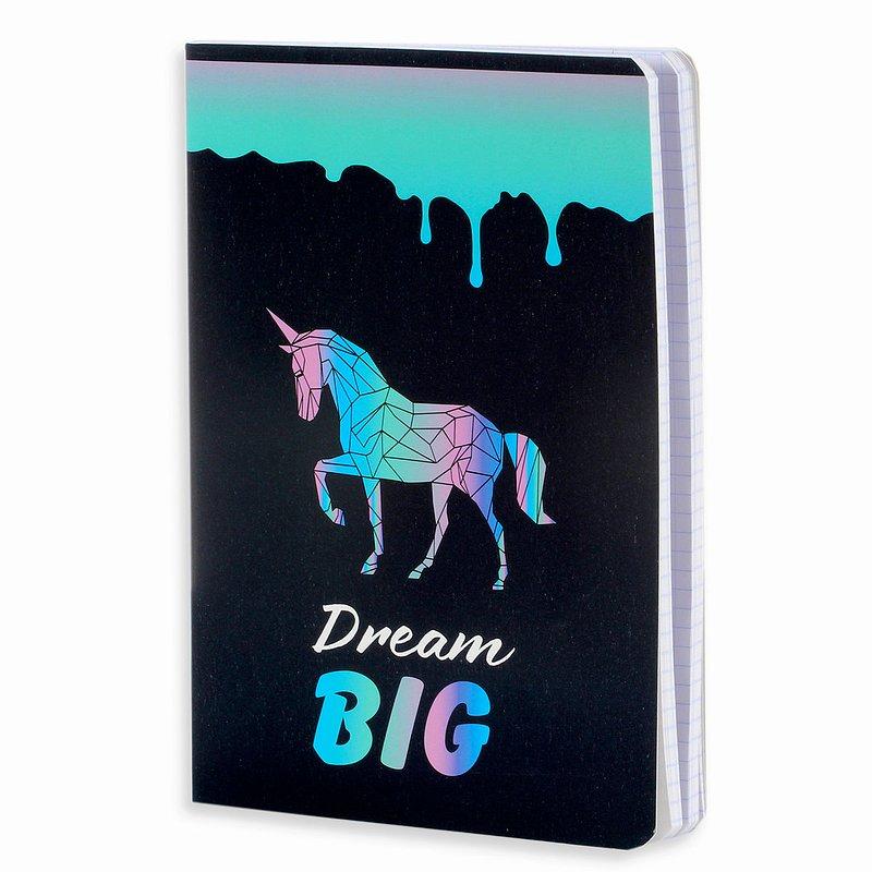 3,99 zł Zeszyt w kartkę, Unicorn Magic, A5, 80 kartek.jpg