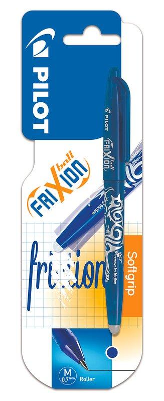 17,99 zł Pióro kulkowe, Frixion Znikający Tusz, niebieski.jpg