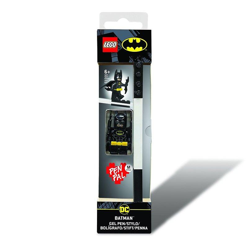 22,99 zł Długopis żelowy LEGO® (Czarny) z Minifigurką Batman™.jpg