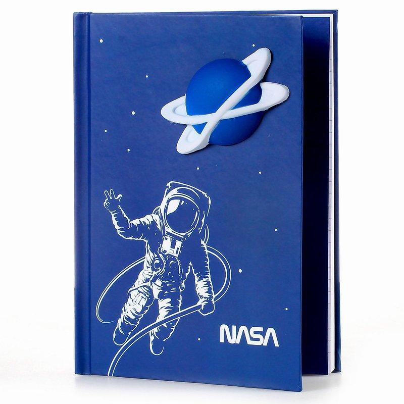 24,99 zł Notes, Space Mission, A5, piankowa planeta, 80 kartek.jpg