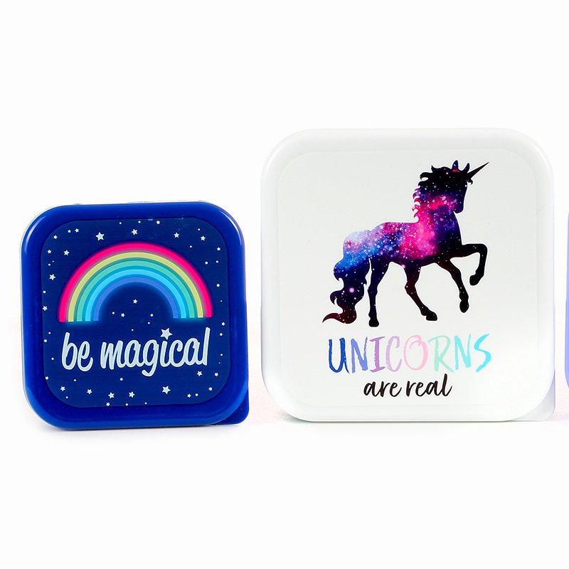 29,99 zł Pojemniki na lunch, Unicorn Magic, 3 szt..jpg