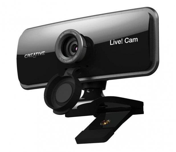 218,00 zł Kamera Internetowa CREATIVE LABS Sync 1080p.jpg