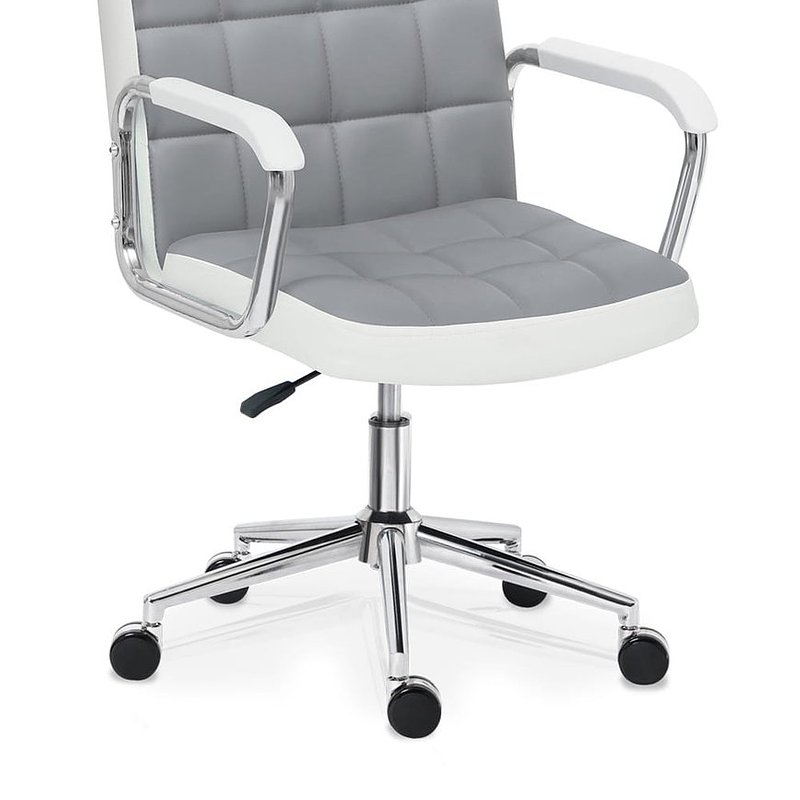 233,00 zł Fotel biurowy HUZARO MarkAdler Future, szaro-biały.jpg