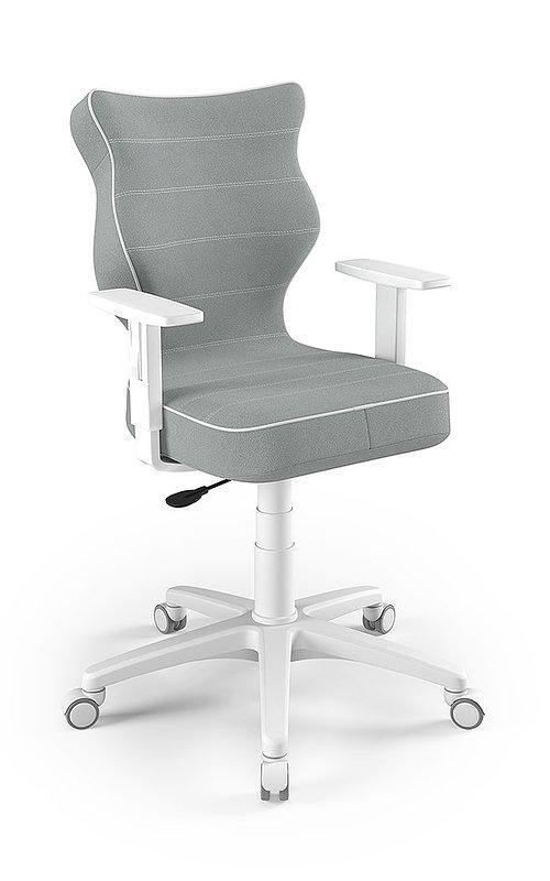 569,99 zł Krzesło obrotowe ENTELO Duo Biały JS03, szary, rozmiar 5.jpg