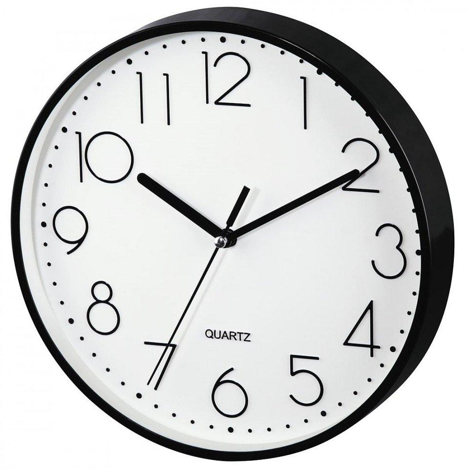 50,00 zł Zegar ścienny HAMA PG-220, czarny, 22x3,5 cm.jpg