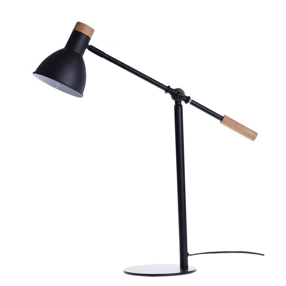 299,00 zł Lampka biurkowa DUWEN Taastrup, czarna.jpg