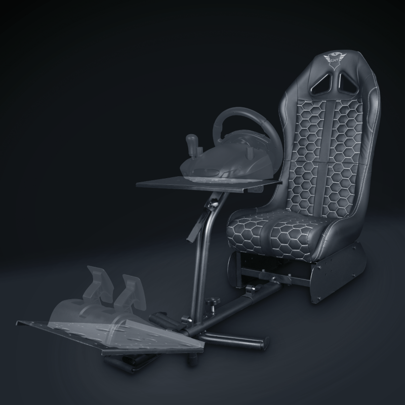 GXT 1155 Rally Racing Simulator Seat (5).png