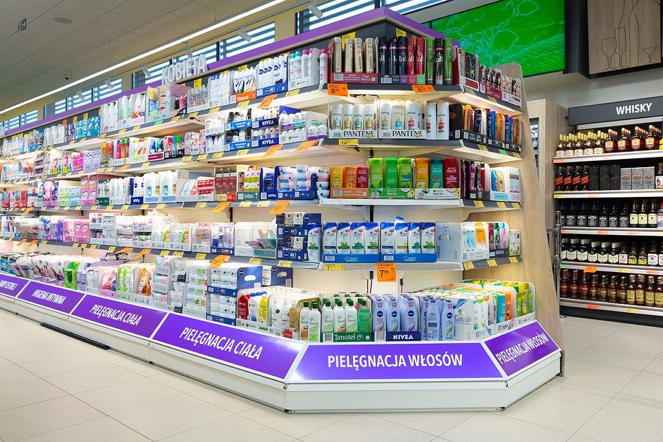 Nowy sklep - kosmetyki