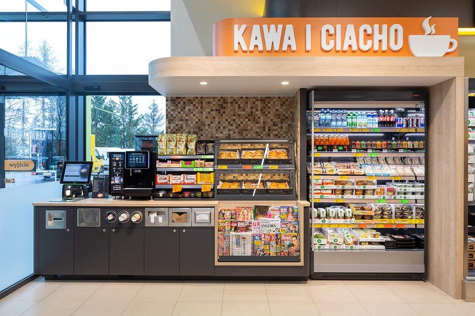 Kawa i Ciacho nowość w sklepie Biedronka