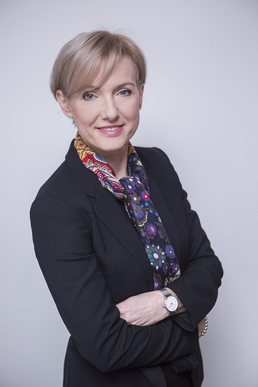 Agnieszka Chojnacka-Moroz, Dyrektor EB, rekrutacji i rozwoju kadry menedżerskiej w Jeronimo Martins Polska