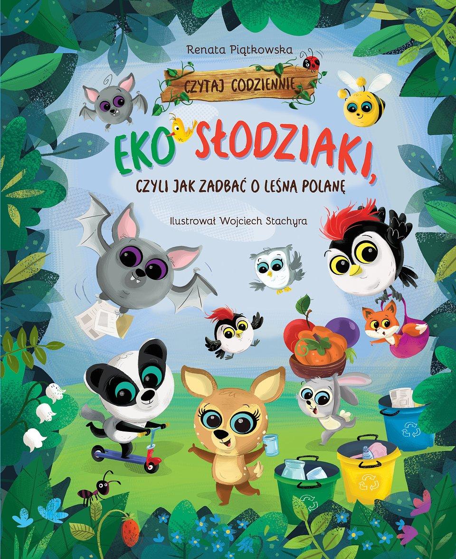 Eko Słodziaki - nowa książka w sklepach sieci Biedronka