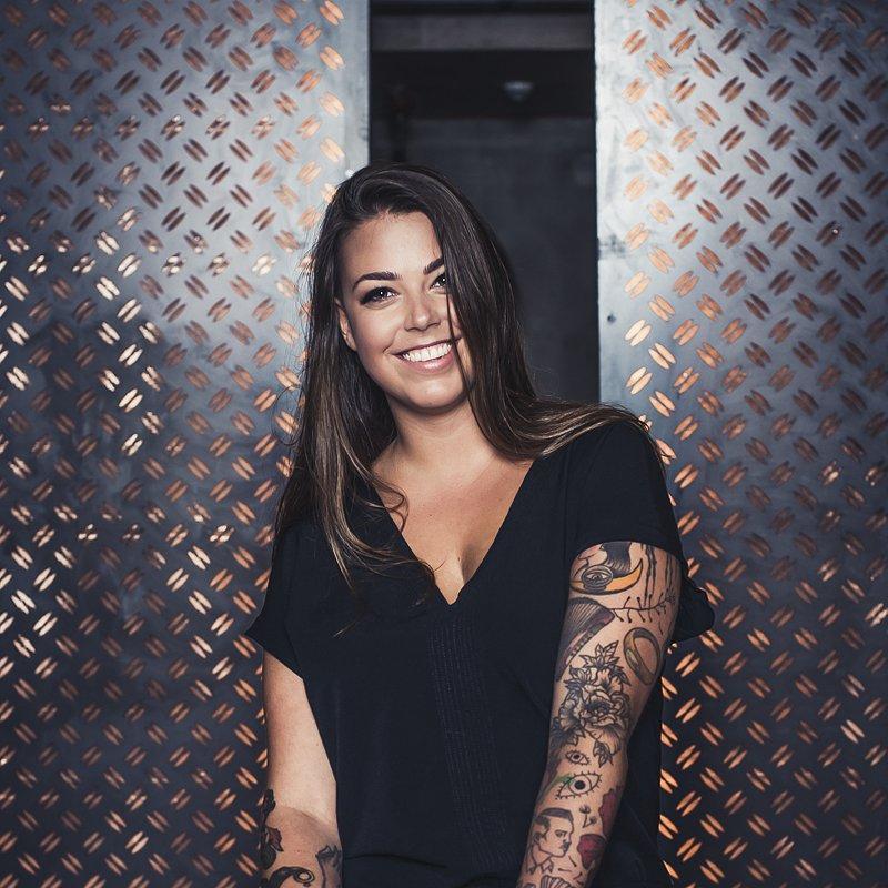Adriana Marczewska, szefowa kuchni