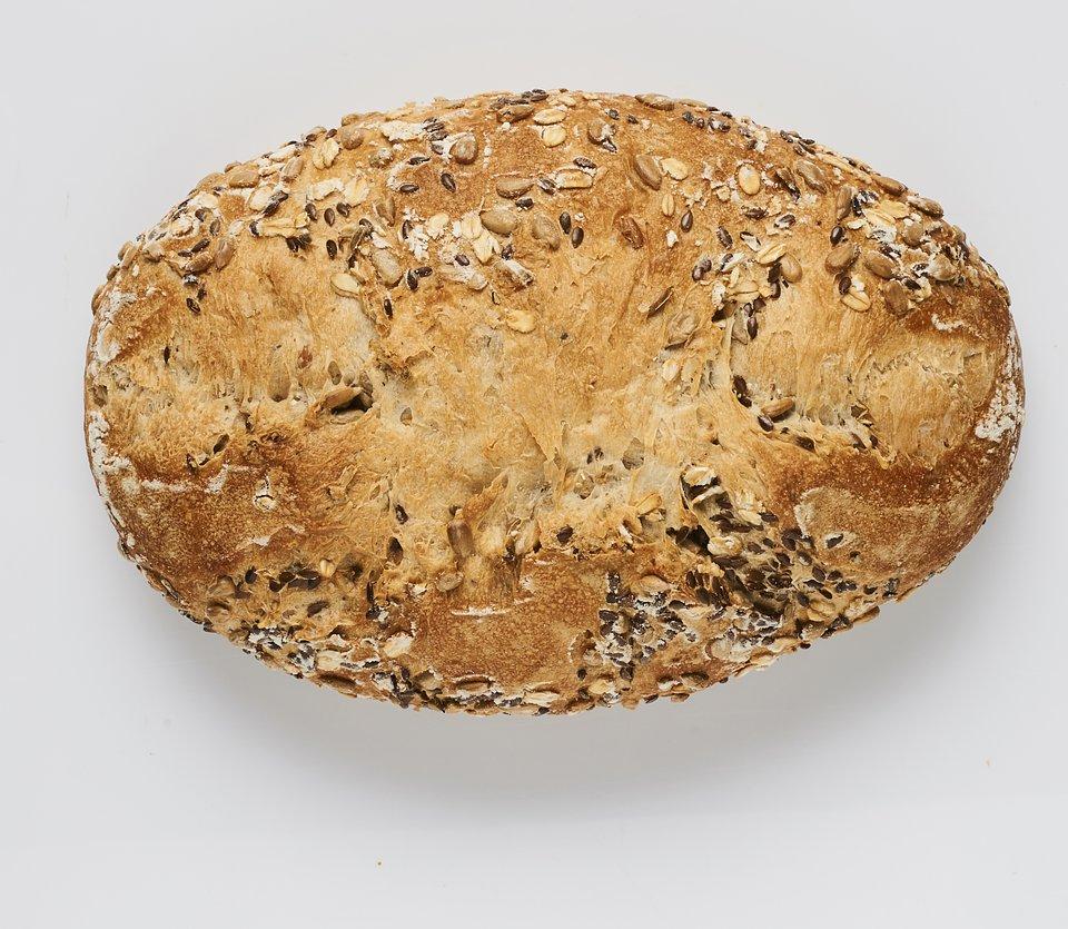 Chleb Pycha z ziarnami