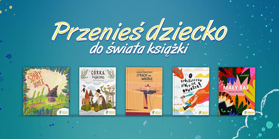 Książki z poprzednich edycji konkursu