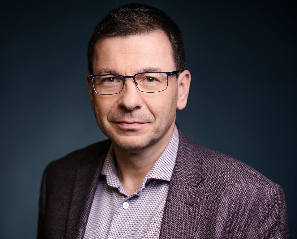 Marcin Ładak – członek zarządu Jeronimo Martins Polska, dyrektor pionu prawnego
